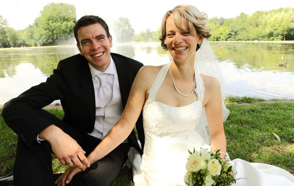 Elegante Hochzeit in Halle an der Saale