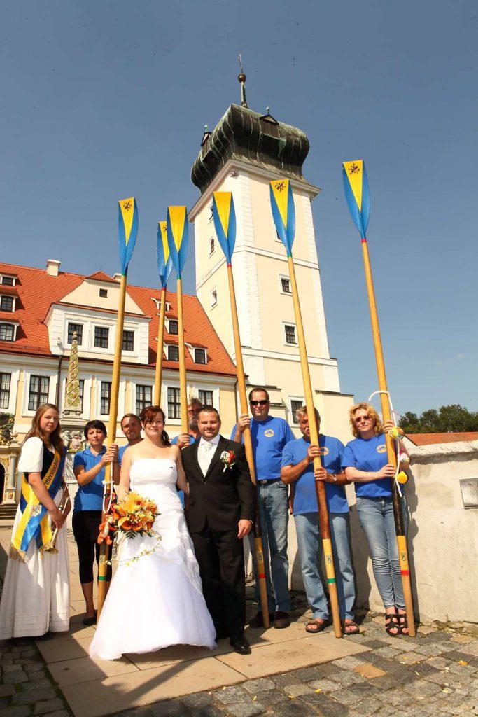 Hochzeit in Delitzsch - Vereine
