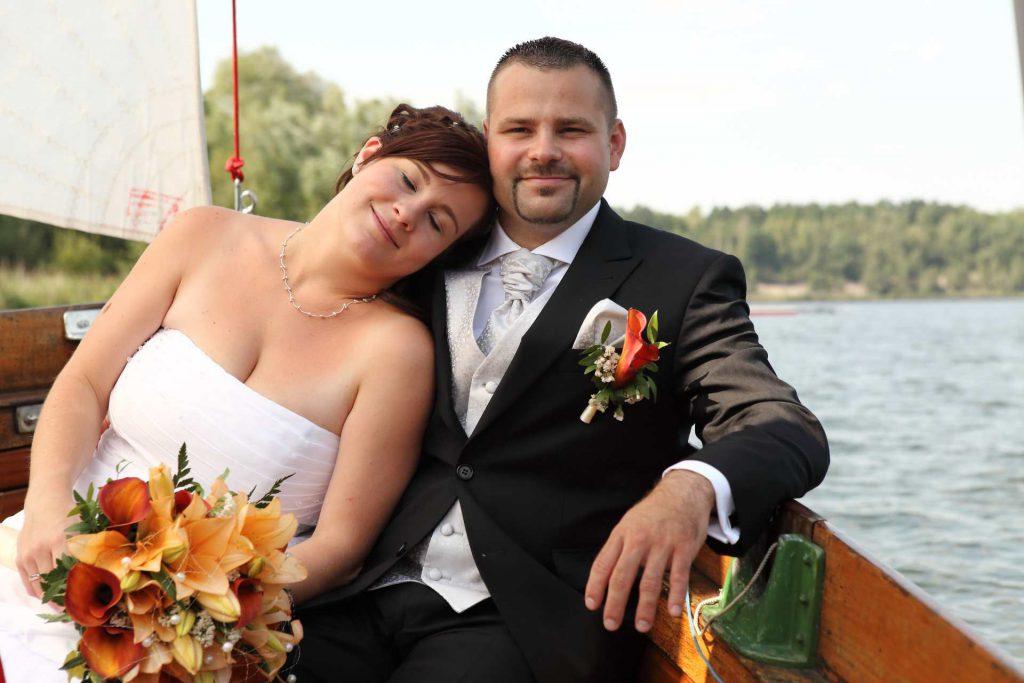 Hochzeit in Delitzsch - Entspannung