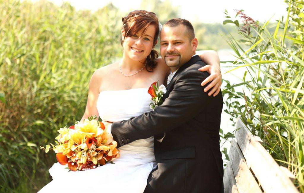Hochzeit in Delitzsch und Entspannen am See in Roitzsch
