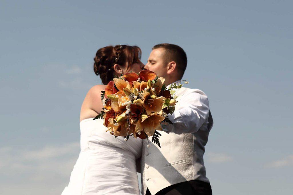 Hochzeit in Delitzsch - Blumenstrauß