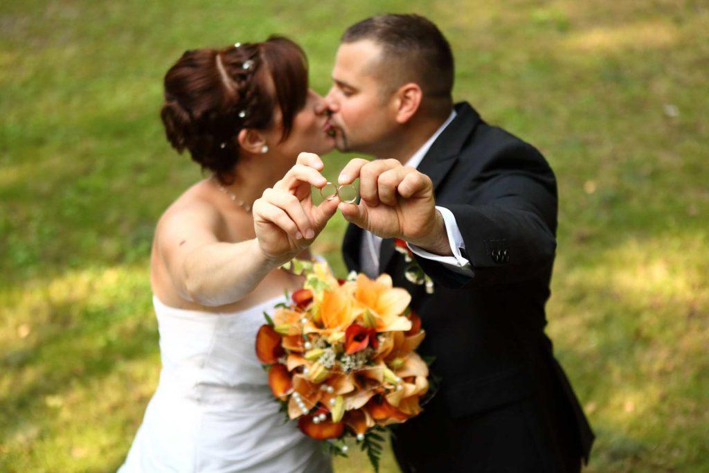 Hochzeit in Delitzsch - Trauringe