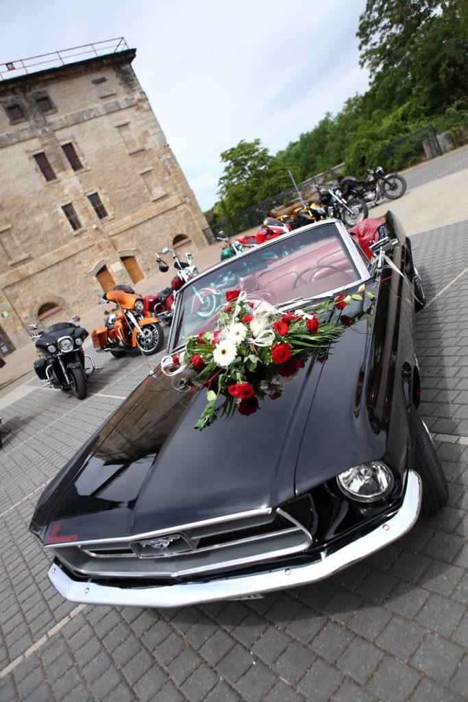 Hochzeits-Oldtimer