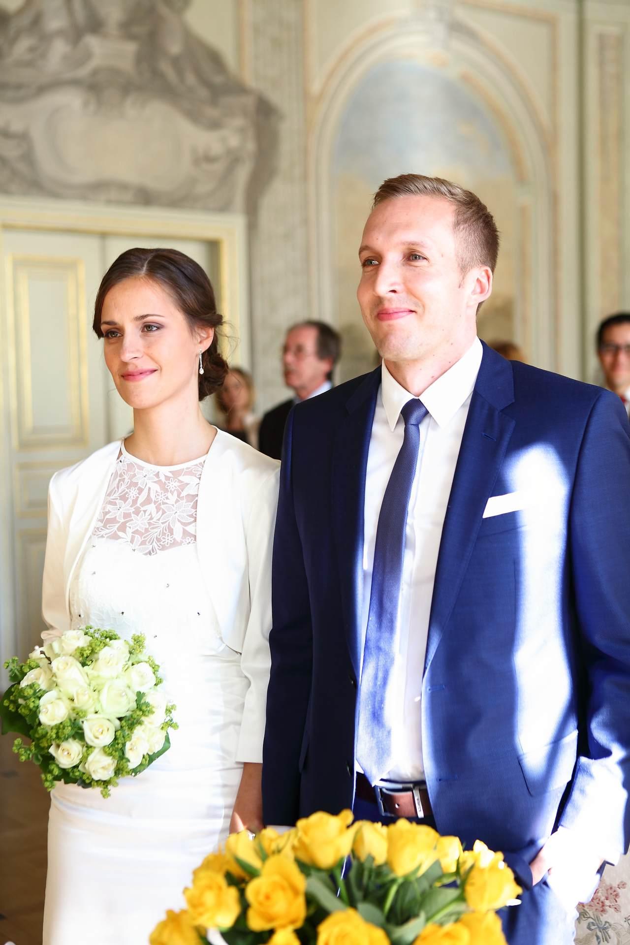 Hochzeitsfotos in Leipzig - Ja-Wort